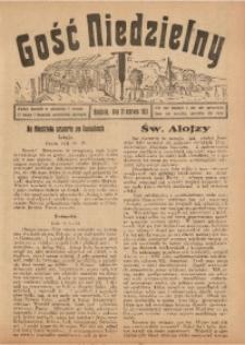 Gość Niedzielny, 21 czerwca 1931