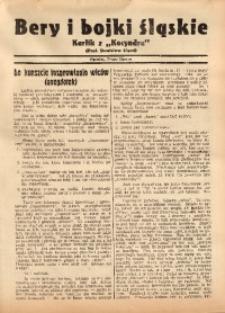Bery i bojki śląskie, 7 lipca 1932