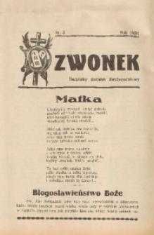 Dzwonek, 1934, [R. 32], nr 3