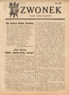 Dzwonek, 1934, [R. 32], nr 7