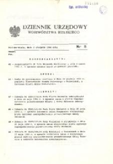Dziennik Urzędowy Województwa Bielskiego, 1994, Nr 8