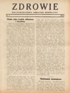 Zdrowie, 1934, nr 2