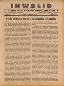 Inwalid, 1931, R. 7, nr 3