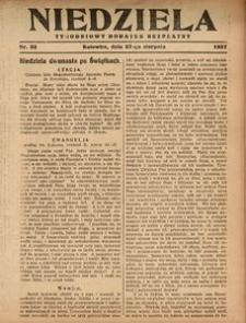 Niedziela, 1927, Nr. 35