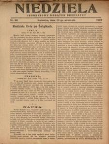 Niedziela, 1927, Nr. 38