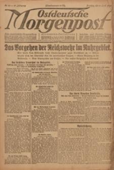 Ostdeutsche Morgenpost, 1920, Jg. 47, Nr. 94