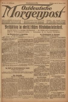 Ostdeutsche Morgenpost, 1920, Jg. 47, Nr. 12