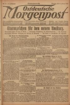 Ostdeutsche Morgenpost, 1920, Jg. 47, Nr. 13