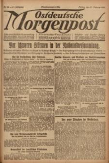Ostdeutsche Morgenpost, 1920, Jg. 47, Nr. 58