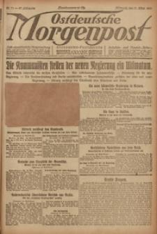Ostdeutsche Morgenpost, 1920, Jg. 47, Nr. 77