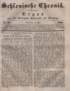 Schlesische Chronik, 1840, Jg. 5, No. 35