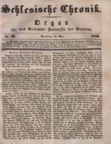 Schlesische Chronik, 1840, Jg. 5, No. 36