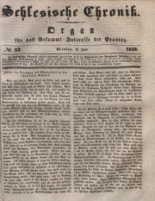 Schlesische Chronik, 1840, Jg. 5, No. 52