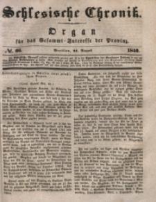 Schlesische Chronik, 1840, Jg. 5, No. 66