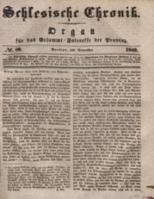 Schlesische Chronik, 1840, Jg. 5, No. 89
