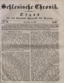 Schlesische Chronik, 1843, Jg. 8, No. 36