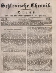 Schlesische Chronik, 1843, Jg. 8, No. 89