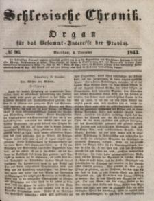 Schlesische Chronik, 1843, Jg. 8, No. 96