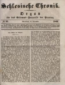 Schlesische Chronik, 1843, Jg. 8, No. 97