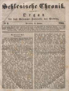 Schlesische Chronik, 1844, Jg. 9, No. 3