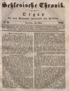 Schlesische Chronik, 1844, Jg. 9, No. 21