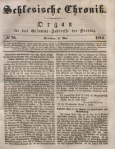 Schlesische Chronik, 1844, Jg. 9, No. 35