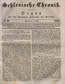 Schlesische Chronik, 1844, Jg. 9, No. 36