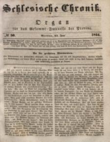 Schlesische Chronik, 1844, Jg. 9, No. 50