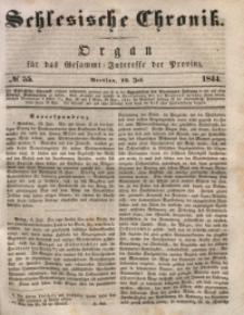 Schlesische Chronik, 1844, Jg. 9, No. 55