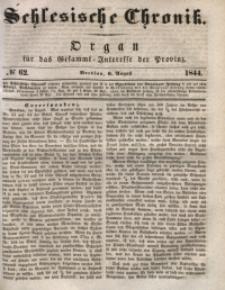 Schlesische Chronik, 1844, Jg. 9, No. 62