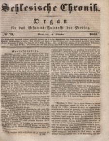 Schlesische Chronik, 1844, Jg. 9, No. 79