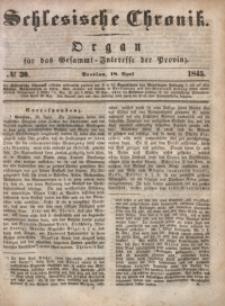 Schlesische Chronik, 1845, Jg. 10, No. 30