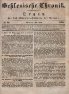 Schlesische Chronik, 1845, Jg. 10, No. 39