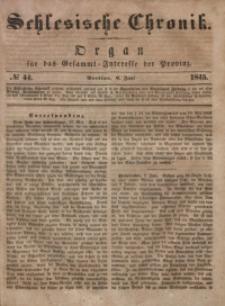 Schlesische Chronik, 1845, Jg. 10, No. 44
