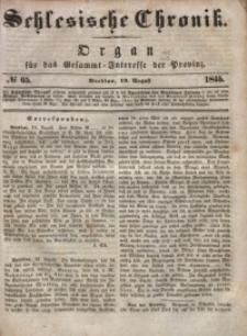 Schlesische Chronik, 1845, Jg. 10, No. 65