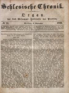 Schlesische Chronik, 1845, Jg. 10, No. 71