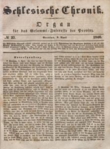 Schlesische Chronik, 1846, Jg. 11, No. 27
