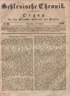 Schlesische Chronik, 1846, Jg. 11, No. 30