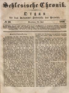 Schlesische Chronik, 1846, Jg. 11, No. 60