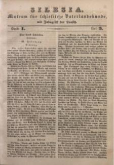 Silesia, 1841, Bd. 1, Lief. 3