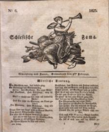 Schlesische Fama, 1823, Jg. 4, No. 6