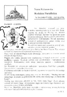 Nasza Kolonowska Rodzina Parafialna 1996, nr 26 (144).
