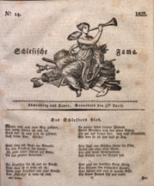 Schlesische Fama, 1823, Jg. 4, No. 14