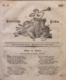 Schlesische Fama, 1823, Jg. 4, No. 16