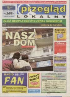 Przegląd Lokalny, 2003, nr 48 (560)