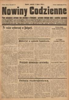 Nowiny Codzienne, 1931, R. 21, nr 148