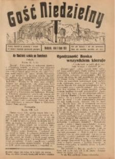 Gość Niedzielny, 5 lipca 1931