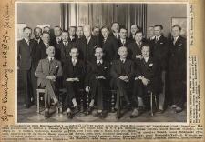 Zjazd Konsularny dn. 22 XI 1929 r. w Berlinie