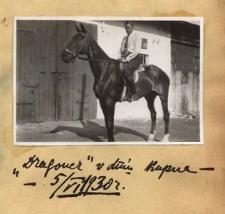 """Dragoner"" w dniu kupna-5 VI 1930 r."