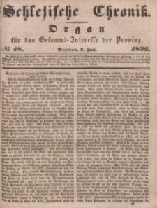Schlesische Chronik, 1836, Jg. 1, No. 48